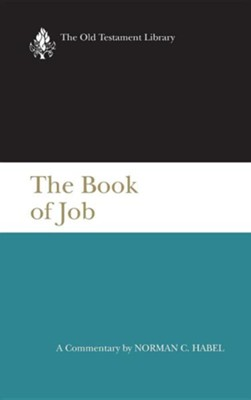 The Book of Job: Old Testament Library [OTL] (Hardcover)   -     By: Norman Habel