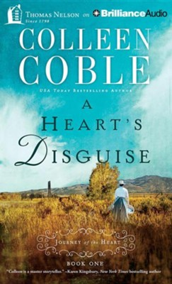 A Heart's Disguise - unabridged audiobook on CD  -     By: Colleen Coble