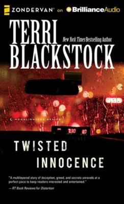 Twisted Innocence - unabridged audiobook on CD  -     By: Terri Blackstock, David Lambert
