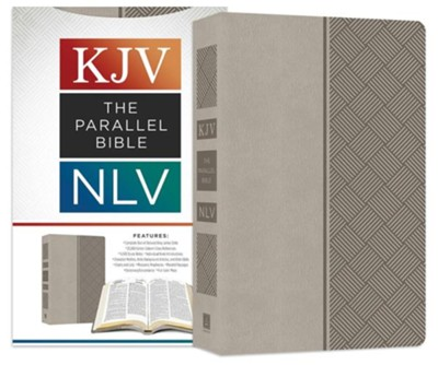 The KJV NLV Parallel Bible, Leather, imitation  -