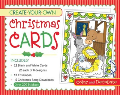 Create Your Own Christmas Cards Activity Box  -     By: Kim Mitzo Thompson, Karen Mitzo Hilderbrand
