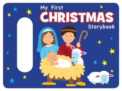 My First Christmas Storybook  -     By: Kim Mitzo Thompson, Karen Mitzo Hilderbrand
