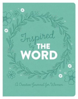 Inspired by The Word: A Creative Journal for Women  -     By: Shanna D. Gregor