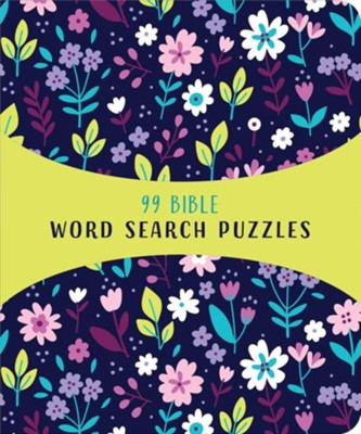 99 Bible Word Search Puzzles:  -