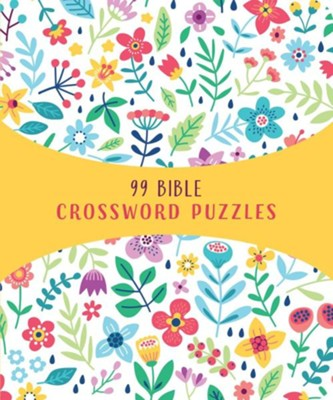 99 Bible Crossword Puzzles:  -