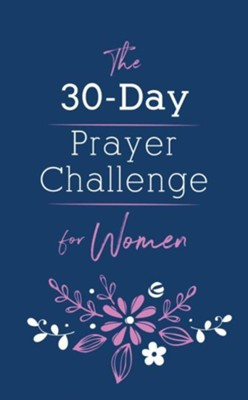 The 30-Day Prayer Challenge for Women    -     By: Nicole O'Dell