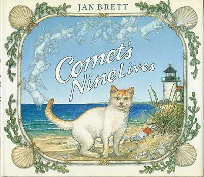 Comet's Nine Lives  -     By: Jan Brett