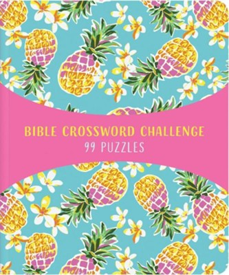 Bible Crossword Challenge: 99 Puzzles!  -     By: Compiled by Barbour Staff