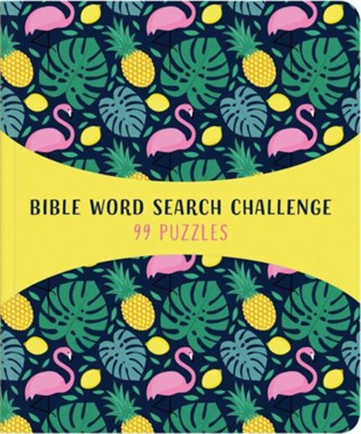 Bible Word Search Challenge: 99 Puzzles!  -     By: Compiled by Barbour Staff