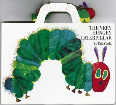 The Very Hungry Caterpillar Giant Pop-Up Board Book Plush Set  -     By: Eric Carle