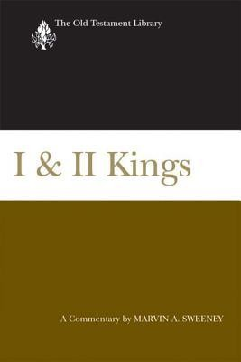 I & II Kings: Old Testament Libraary [OTL] (Paperback)   -     By: Marvin A. Sweeney