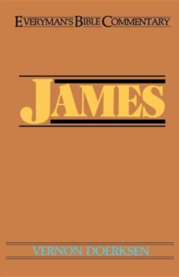 James: Everyman's Bible Commentary   -     By: Vernon Doerksen