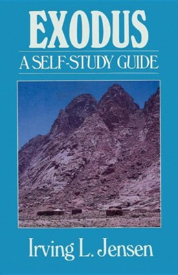 Exodus: Jensen Self-Study Guide   -     By: Irving L. Jensen