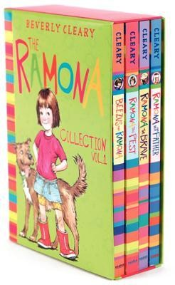 The Ramona Collection, Volume 1: Ramona and Her Father/Ramona the Brave/Ramona the Pest/Beezus and Ramona  -     By: Beverly Cleary     Illustrated By: Tracy Dockray