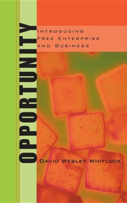 Opportunity  -     By: David W. Whitlock