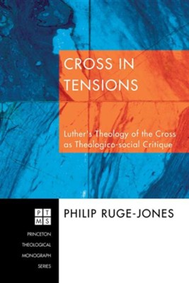 Cross in Tensions  -     By: Philip Ruge-Jones