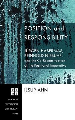 Position and Responsibility  -     By: Ilsup Ahn