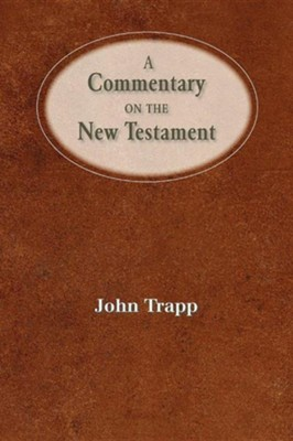 A Commentary of the New Testament  -     By: John Trapp