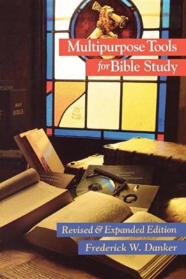 Multipurpose Tools for Bible Study   -     By: Frederick W. Danker