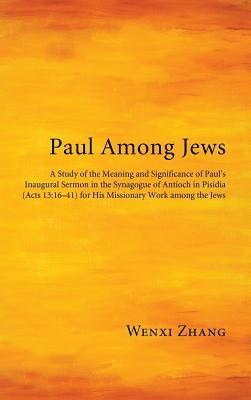 Paul Among Jews  -     By: Wenxi Zhang
