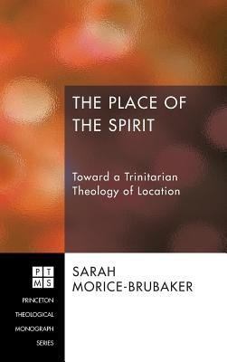 The Place of the Spirit  -     By: Sarah Morice-Brubaker, Cyril O'Regan