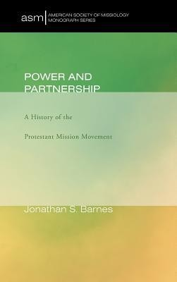 Power and Partnership  -     By: Jonathan S. Barnes