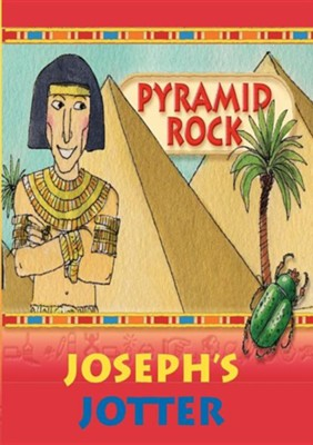 Holiday Club: Pyramid Rock Joseph's Jotter  -     By: Ro Willoughby