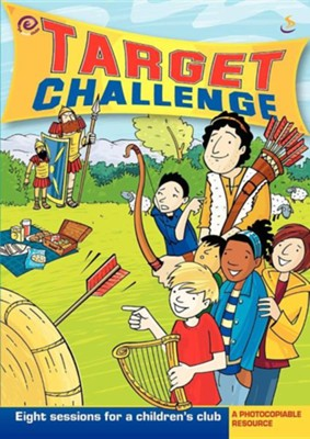 Holiday Clubs: Target Challenge  -     By: Mary Moody
