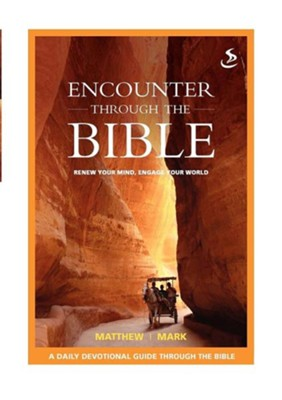 Encounter Through the Bible - Matthew - Mark  -     Edited By: Tricia Williams     By: 'Tricia Williams(ED.)
