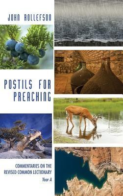 Postils for Preaching  -     By: John Rollefson