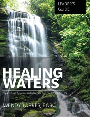 Healing Waters: Leader's Guide  -     By: Wendy Torres