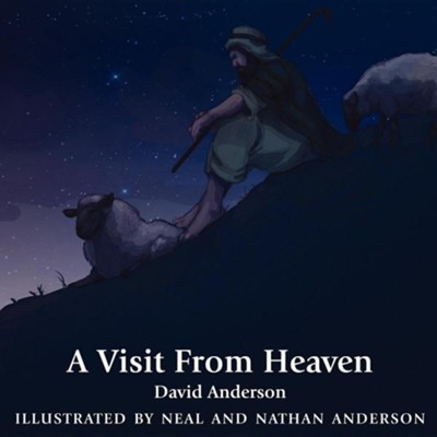A Visit from Heaven  -     By: David Anderson
