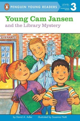 Library Mystery     -     By: David A. Adler     Illustrated By: Susanna Natti
