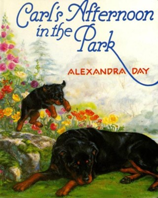 Carl's Afternoon in the Park  -     By: Alexandra Day     Illustrated By: Alexandra Day