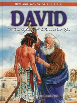 David - Men & Women of the Bible Revised  -     By: Casscom Media