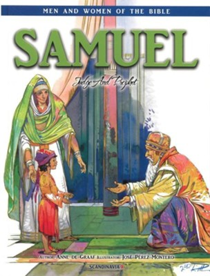 Samuel - Men & Women of the Bible Revised  -     By: Casscom Media