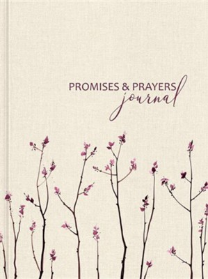 Promises and Prayers Journal  -     By: Ellie Claire