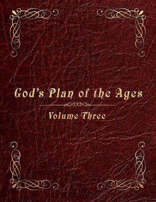 God's Plan of the Ages Volume 3: Joshua Through King Jotham  -     By: Paul Lindberg