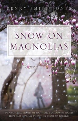 Snow on Magnolias  -     By: Penny Smith Jones
