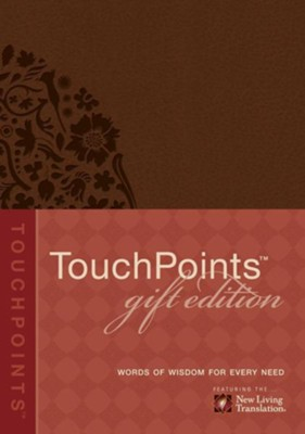 TouchPoints Gift Edition Leatherlike  -     By: Ron Beers, Amy E. Mason