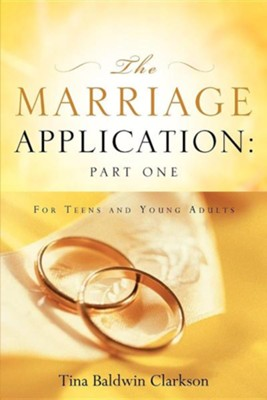 The Marriage Application: Part One  -     By: Tina Lorraine Clarkson