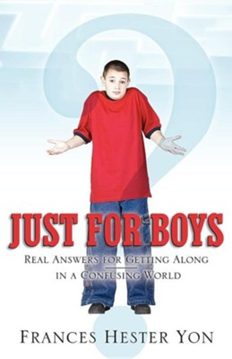 Just for Boys  -     By: Frances Hester Yon