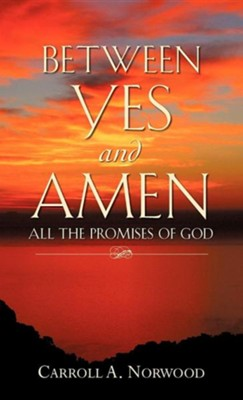 Between Yes and Amen  -     By: Carroll A. Norwood