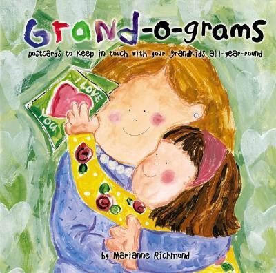 Grand-O-Grams: Postcards to Keep in Touch with Your Grandkids All-Year-Round -pack of 40  -     By: Marianne R. Richmond