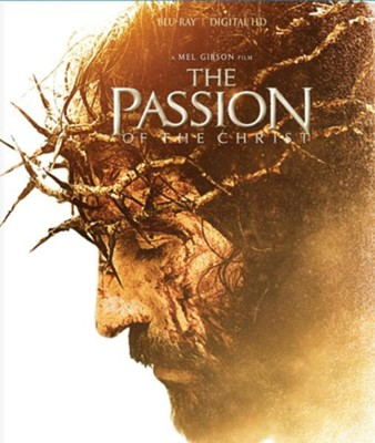 The Passion of the Christ (Bilingual), Blu-ray/Digital HD    -
