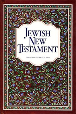The Jewish New Testament, Hardcover   -     Edited By: David Stern     By: David H. Stern, trans.