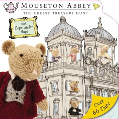 Mouseton Abbey: The Cheesy Treasure Hunt  -     By: Make Believe Ideas