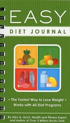 Easy Diet Journal  -     By: Alex A. Lluch