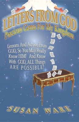 Letters from God  -     By: Susan Ware