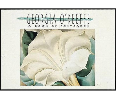 Georgia O'Keeffe: A Book of Postcards  -     By: Georgia O'Keeffe(ILLUS)     Illustrated By: Georgia O'Keeffe